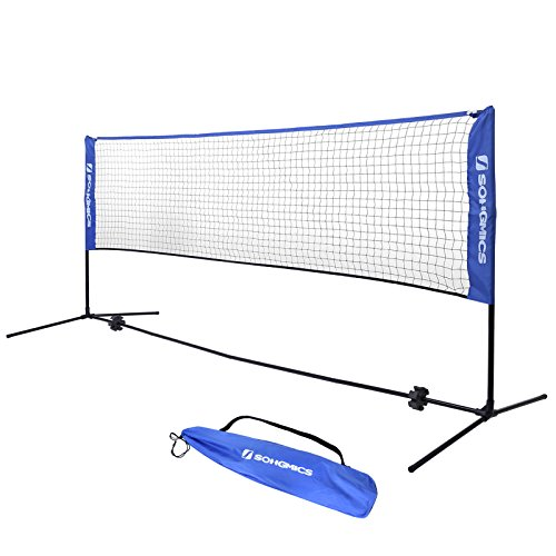 Talbot-Torro Badminton-Set 2-Attacker, 2 Schläger, 2