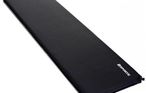 lcp sports selbstaufblasende luftmatratze isomatte 200 66. Black Bedroom Furniture Sets. Home Design Ideas