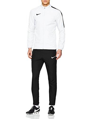 Nike Herren Academy 16 Knit Tracksuit Trainingsanzug,Schwarz