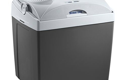 tragbare thermo elektrische k hlbox 25 liter 12 v und. Black Bedroom Furniture Sets. Home Design Ideas