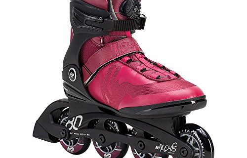 k2 damen alexis 80 boa inline skates rot 40 5 eu ocarlla. Black Bedroom Furniture Sets. Home Design Ideas