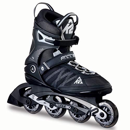 K2 Damen Inline Skates Alexis 80, ABEC 5 Kugellager 80mm