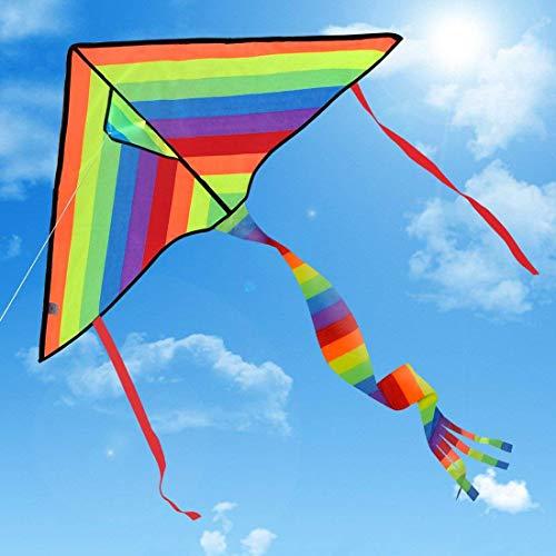 anpro drachen für kinder und erwachsen flugdrachen